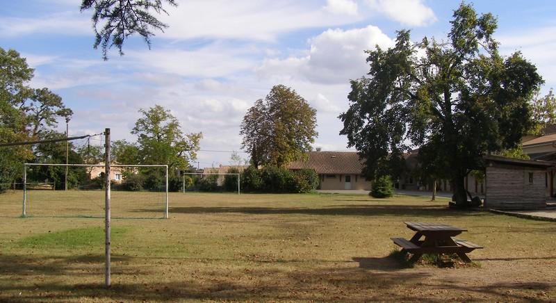 Photo du parc - football